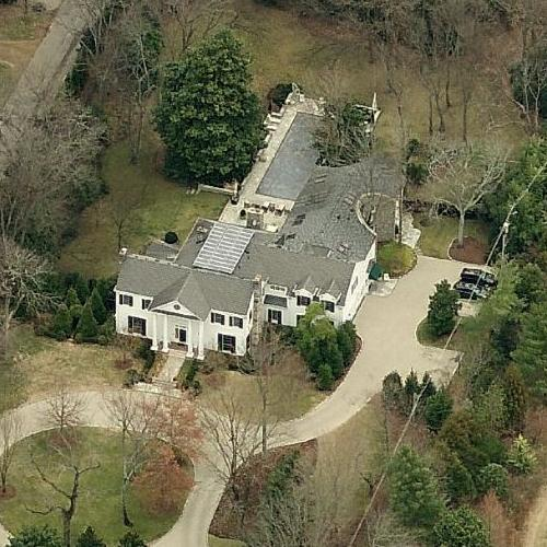 Al Gore S House In Nashville Tn Virtual Globetrotting