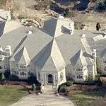 Russell Simmons' House (former) (Birds Eye)