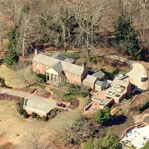 Derek Dooley's House (former) (Birds Eye)