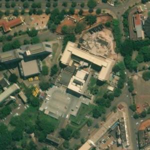Parliament of Uganda (Bing Maps)