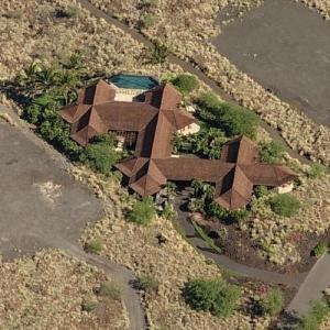 Bruce Gillis' house (Birds Eye)