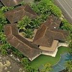 Faith Golding's house