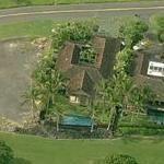 Jim Stephens' house (Birds Eye)