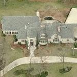 Scott Rolen's House (former) (Birds Eye)