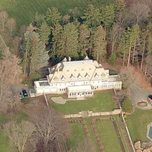 "Ray Dalio's $120M ""Copper Beach Farm"" (Birds Eye)"