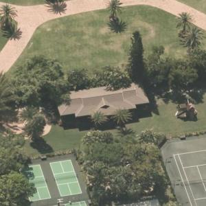 Christopher Cline's House (Bing Maps)