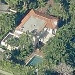 Christian Slater's House (Birds Eye)