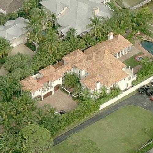 Dustin Johnson S House Former In Jupiter Fl Google Maps 2