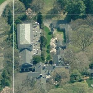 Greentree (Payne Whitney estate) (Birds Eye)