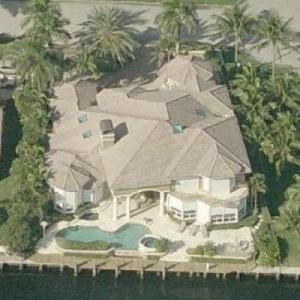 Len Schenker's house (Bing Maps)
