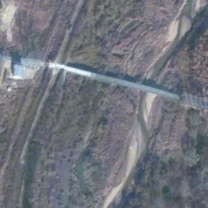 Bridge of No Return (Bing Maps)