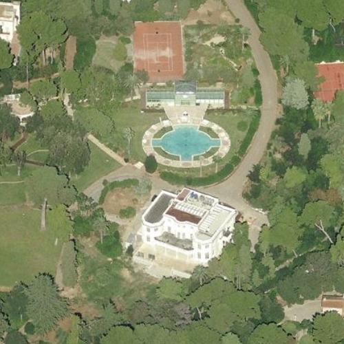 Suleyman Kerimov S House In Antibes France Virtual