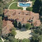 Larry Goldberg's House (Former) (Birds Eye)