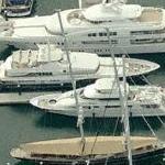 Mega Yachts at Rybovich Marina