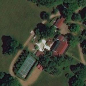 Dolly Parton's House (Bing Maps)