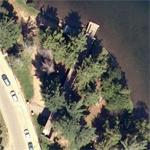 Lake Placid Toboggan Chute (Bing Maps)