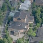 Bayreuth Festspielhaus (Birds Eye)