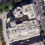 American Center by Frank Gehry (Bing Maps)