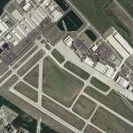 St. Louis Downtown Airport (CPS) (Bing Maps)