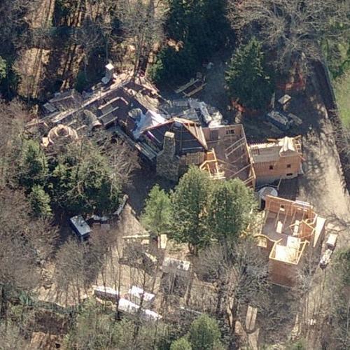 Dan Brown's House In Rye, NH (Google Maps