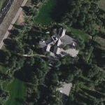 Edwin Artzt's house (Bing Maps)