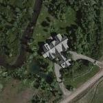 John Moores' house (Bing Maps)