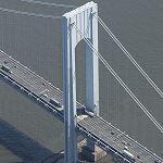 Verrazano-Narrows Bridge (Bing Maps)