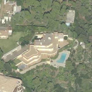 Lucas Laureys' House (Bing Maps)