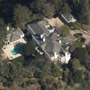 Samuel L. Jackson's House (Birds Eye)