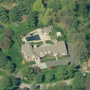 Mob Boss Anthony Corallo's House (former) (Birds Eye)