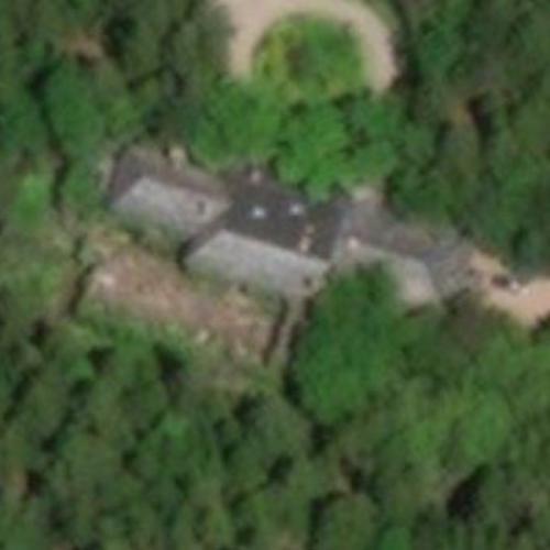 Martha Stewart's house (Bing Maps)