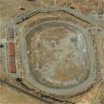 Remains of Suntana Raceway (Birds Eye)