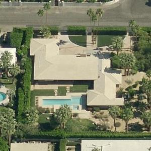 Ronald Reagan's House (former) (Birds Eye)