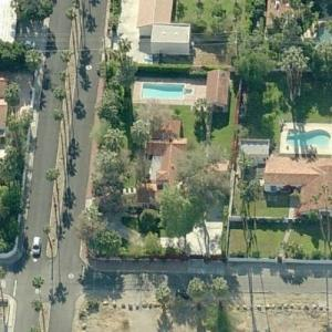 Clark Gable's House (former) (Birds Eye)