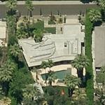Lena Horne's House (former) (Birds Eye)