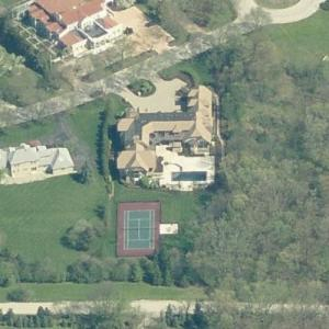 Chris Chelios' House (former) (Birds Eye)