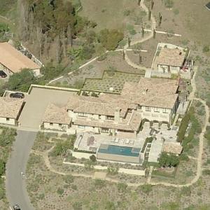 Errol Ginsberg's House (Bing Maps)