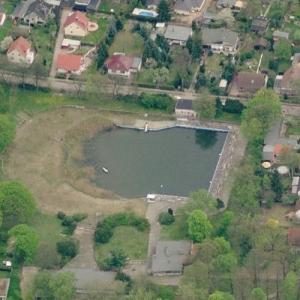 Abandoned Pool (Birds Eye)