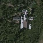 Kirk Roney's house (Bing Maps)