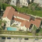 Adrian Gonzalez's House (Birds Eye)