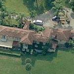 Abby Rockefeller O'Neill's house