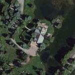 Rick Cohen's house (Bing Maps)