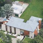 Poju Zabludowicz's House (Birds Eye)