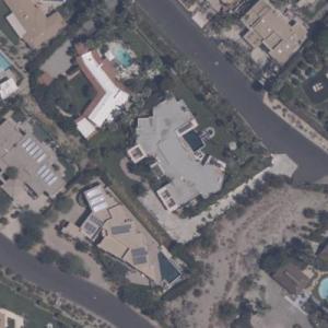 Bing Crosby's House (Former) / JFK & Marilyn Monroe Affair Location (Bing Maps)