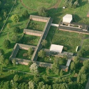 Abandoned Prison (Birds Eye)