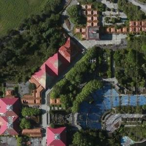 Abandoned Amusement Park (Bing Maps)