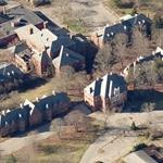Abandoned Norwich State Hospital (Birds Eye)