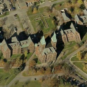 Abandoned Buffalo State Asylum (Birds Eye)