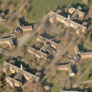 Abandoned Fairfield State Hospital (Birds Eye)