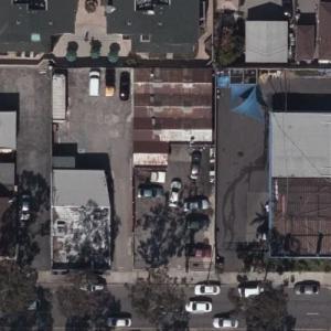 Angelo Buono's House (former) (Bing Maps)